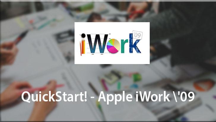 QuickStart! - Apple iWork '09