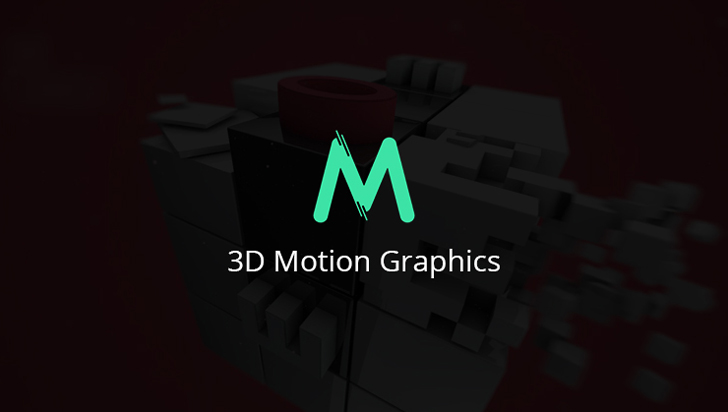 3D Motion Graphics