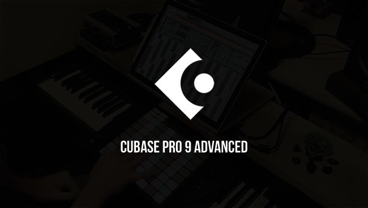Cubase Pro 9 Advance